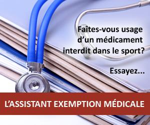 L'Assistant Exemption Médicale