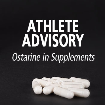 Ostarine in Supplements